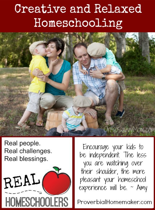 Real-Homeschoolers-Creative-Relaxed
