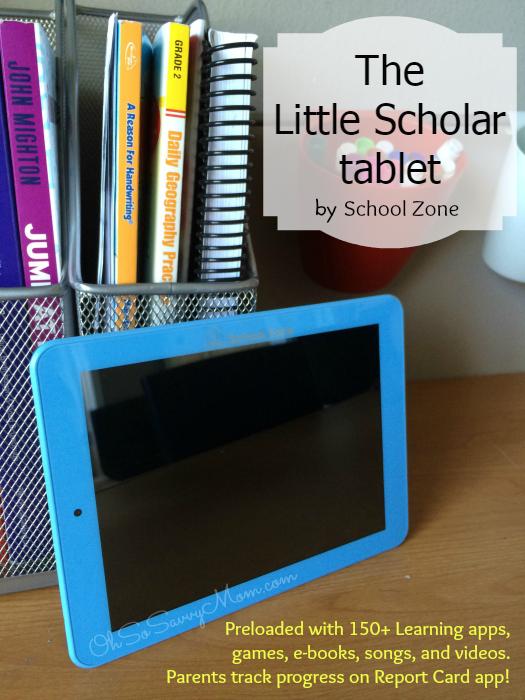 The Little Scholar Tablet by School Zone