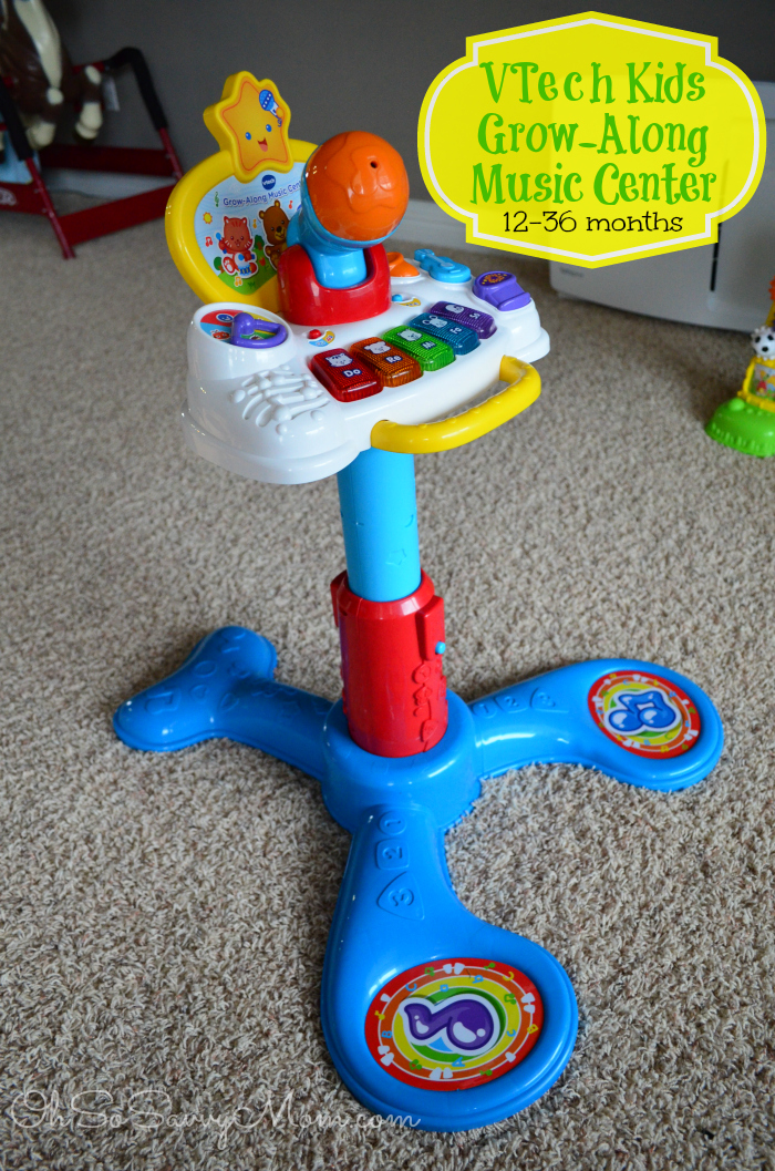 VTech Kids Grow-Along Music Center