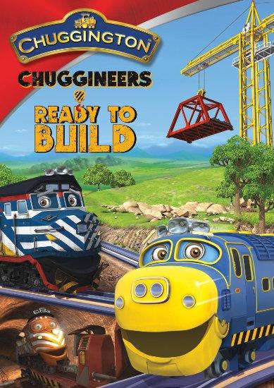 Chuggineers Ready to Build