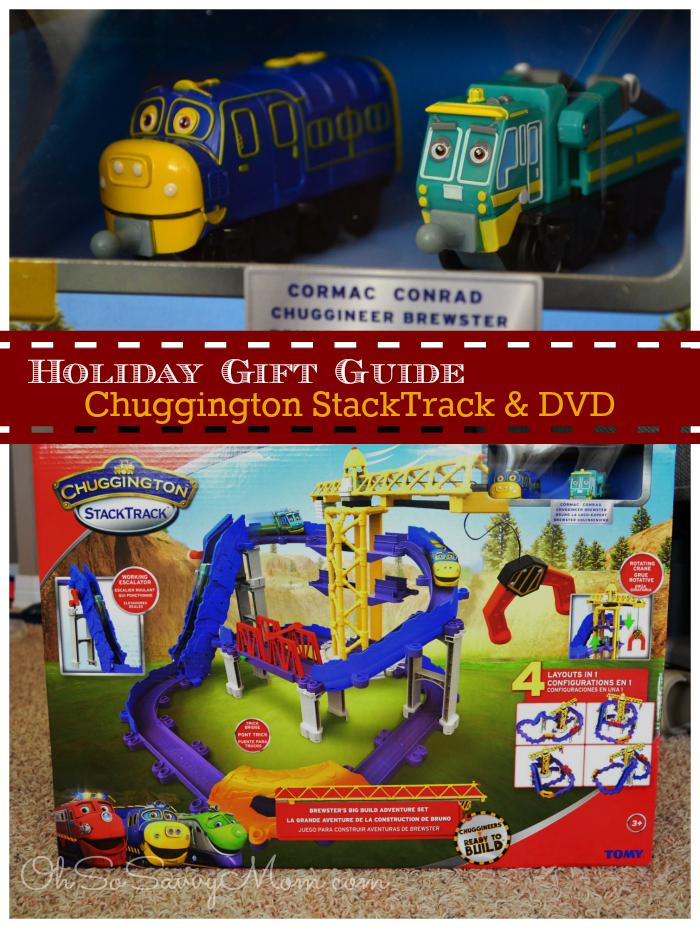 Chuggington StackTrack Holiday Gift Guide