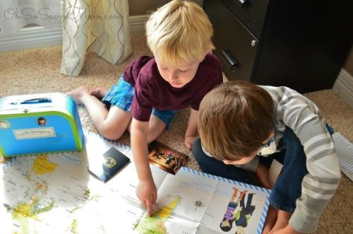 Little Passports World Adventure for Kids subscription