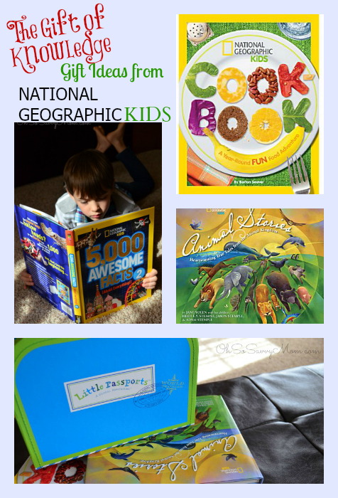 National Geographic Kids Holiday Gift Guide