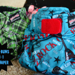 Rock-a-Bums 5-in-1 Cloth Diaper