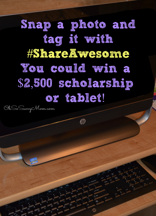 #ShareAwesome Contest