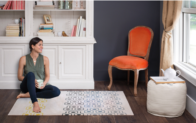 Vecco customizable rugs