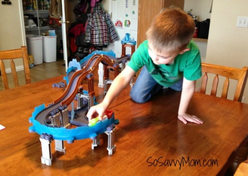 Chuggington track set