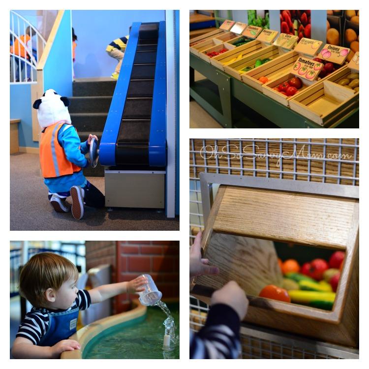 Perot Museum, Children's museum