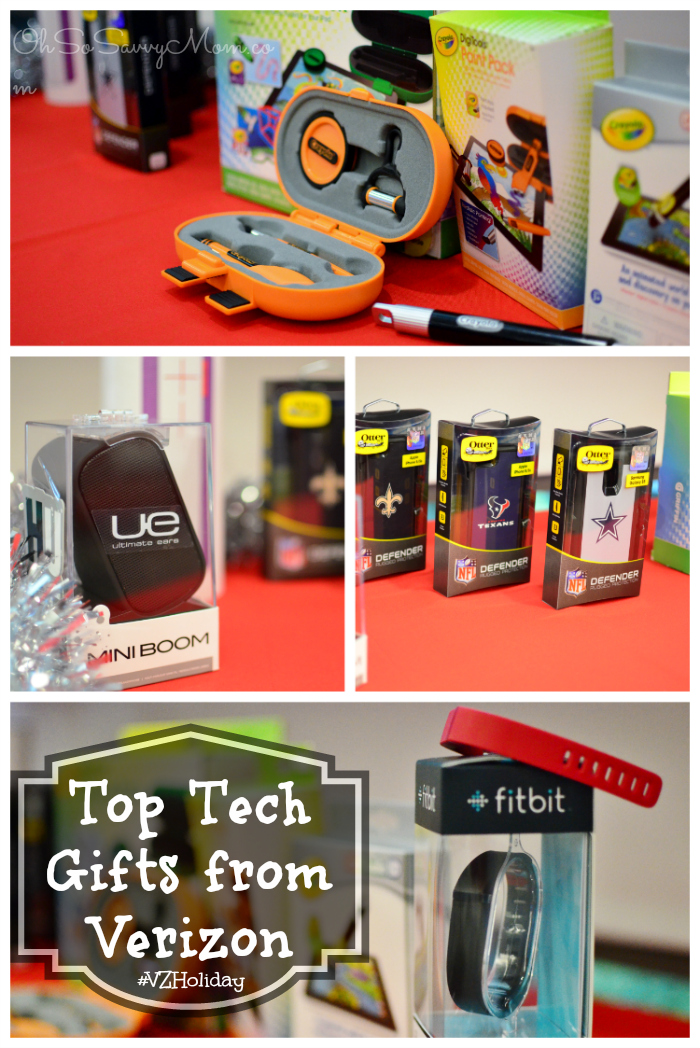 Top tech gifts from verizon how to get free phones free for Best new tech gifts