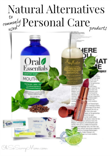 Natural Personal Care Products, Great alternative to the toxin-filled personal care products we commonly use.