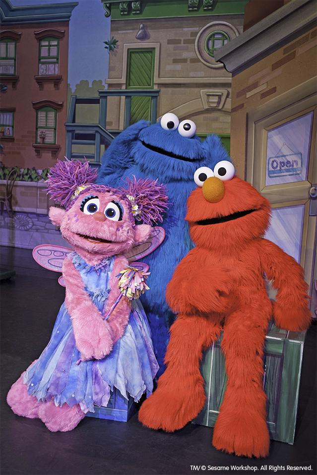 Sesame Street Live Bossier City Let's Dance
