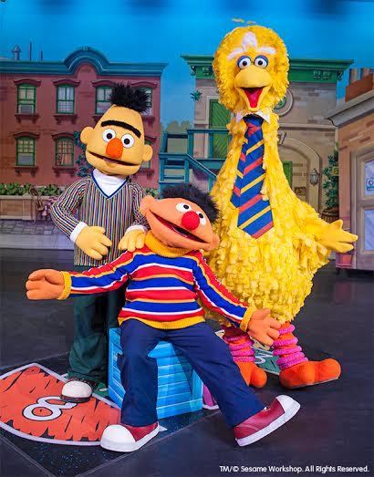 Sesame Street Live Bossier City