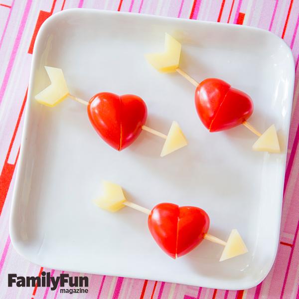 Healthy Valentine's Day Treats