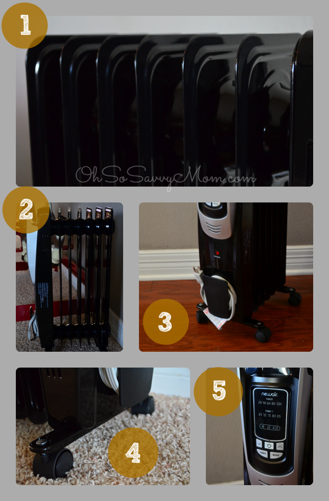NewAir AH-450B Space Heater Review