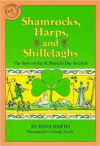 Shamrocks, Harps and Shillelaghs