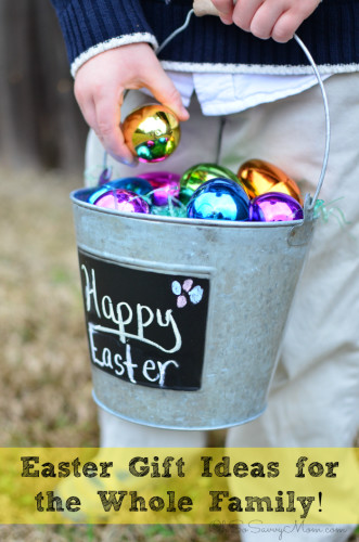 Easter Gift Ideas for the family