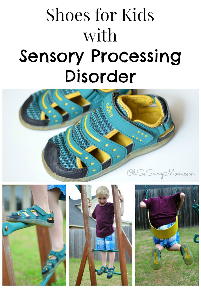 KidOFit - Shoes for kids with Sensory Processing Disorder (SPD)