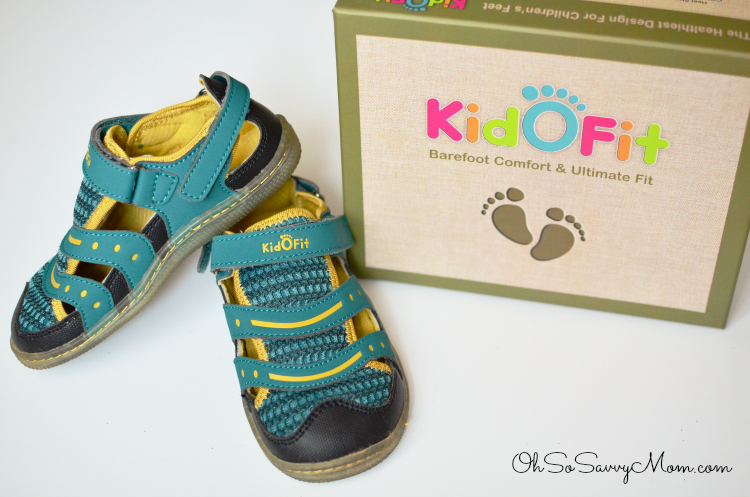 KidOFit shoes