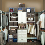 My Before and After Bedroom Closet Redo with SOFI™ Organizers