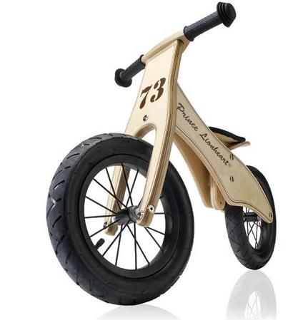 Wood Balance Bike