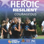 Military Kids are Heroic, Resilient, Corageous