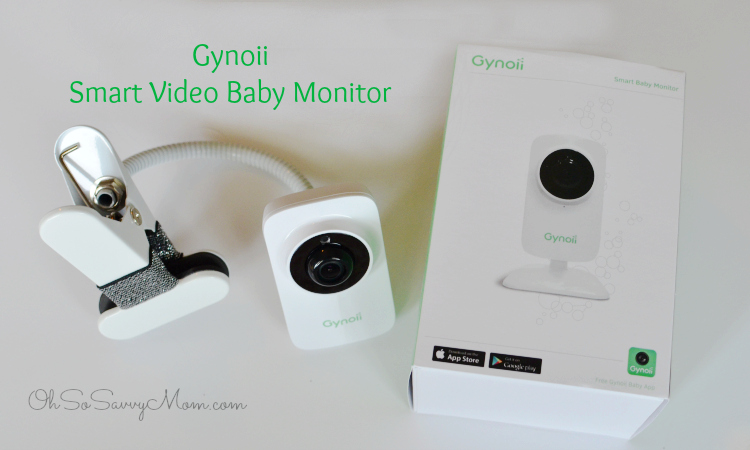 Gynoii Smart Video Baby Monitor