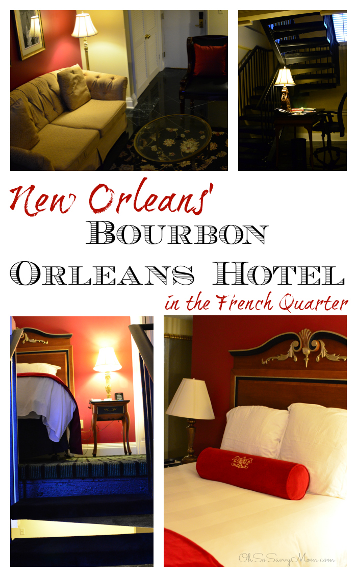 Bourbon Orleans Hotel Review