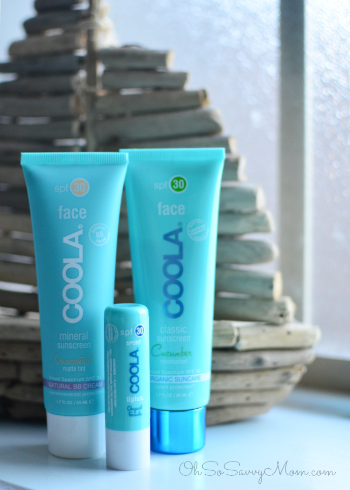 COOLA Face Matte sunscreen