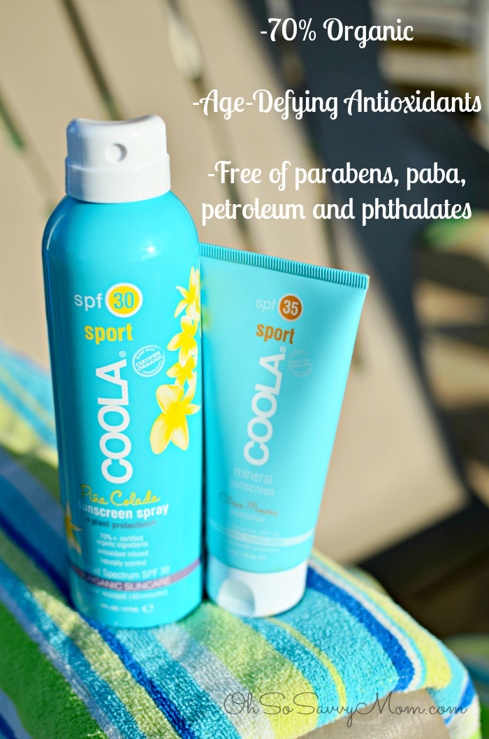 Coola Suncare Products