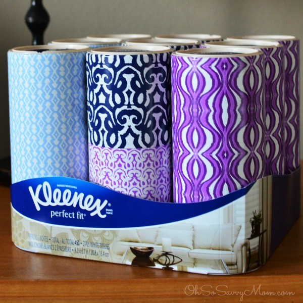 Kleenex Perfect Fit Tissues