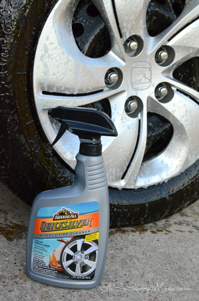 Armor All Quicksilver Tire Cleaner