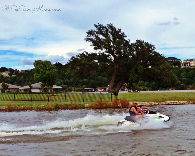 Personal Watercraft on Lake Granbury