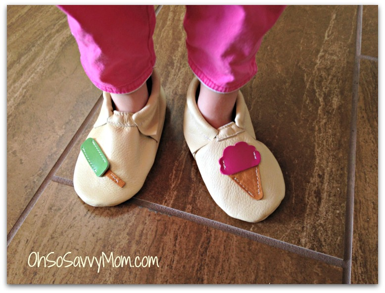 Sweet Treat Moccs
