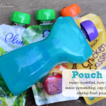 Finally, a Mess-Free Way for Babies and Toddlers to Eat Independently! Pouch Pal Review
