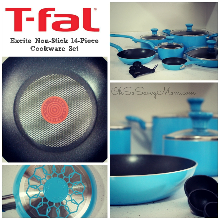 T-Fal Collage