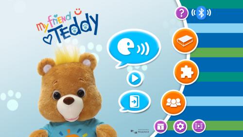 my frined teddy app