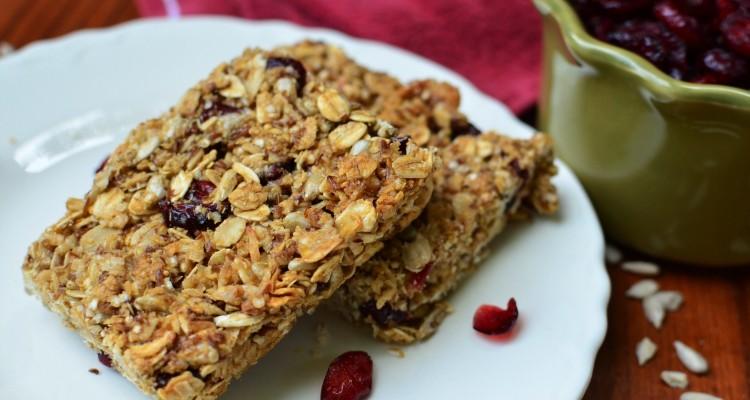 The Best Granola Bar Recipe! Nut-free, Gluten-free, and So Yummy!