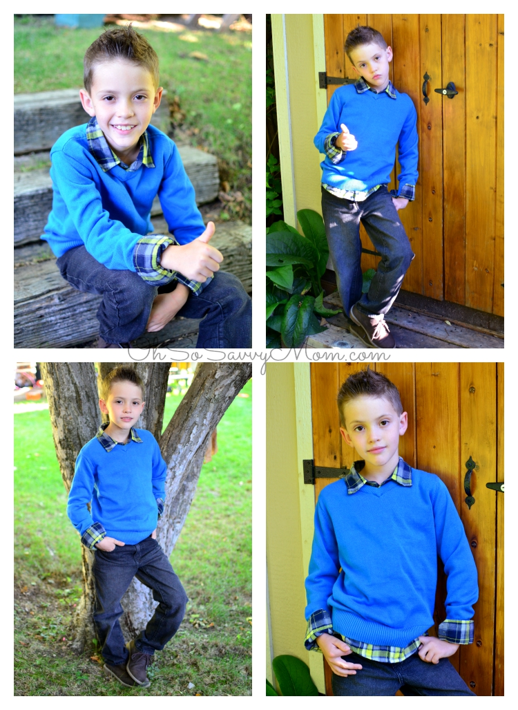 The Children's Place Fall 2015 Big Boys Fashion