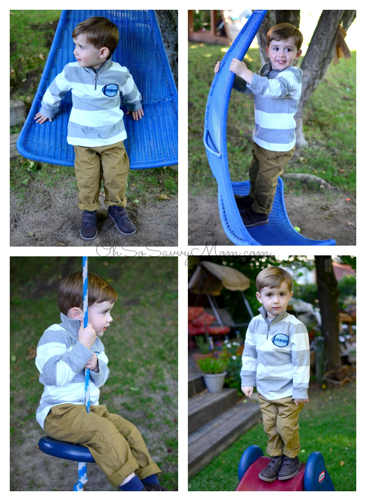 The Children's Place Fall 2015 Little Boys Fashion