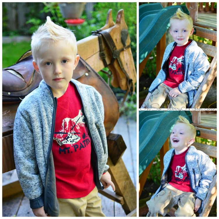 The Children's Place Fall 2015 Preview Big Boys Fashion