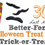 De-Junk Halloween! Better for You Halloween Treat Ideas Your Kids Will Love