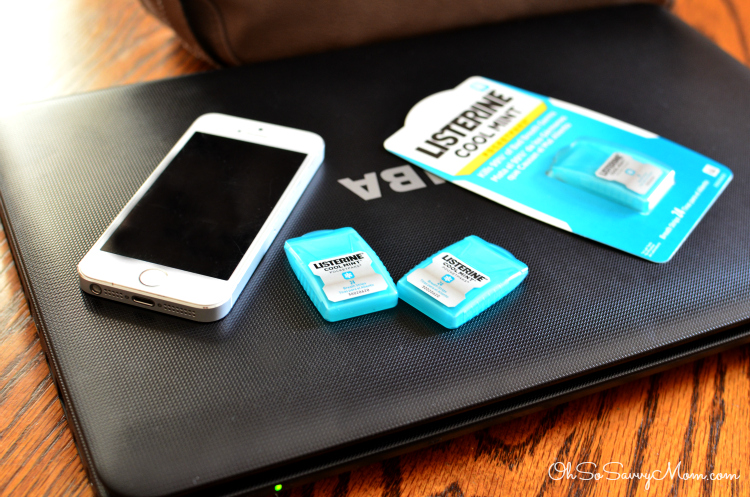 Listerine Portables Pocketpaks