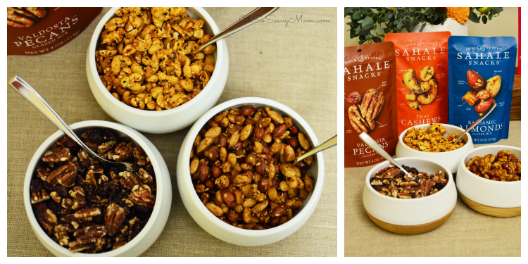 Sahale Snacks Nut Blends
