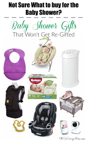 Best Baby Shower Gifts She Won't Have to Re-Gift