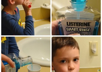How We Messed Up Our Kid's Teeth and What We're Doing To Fix It #Listerine