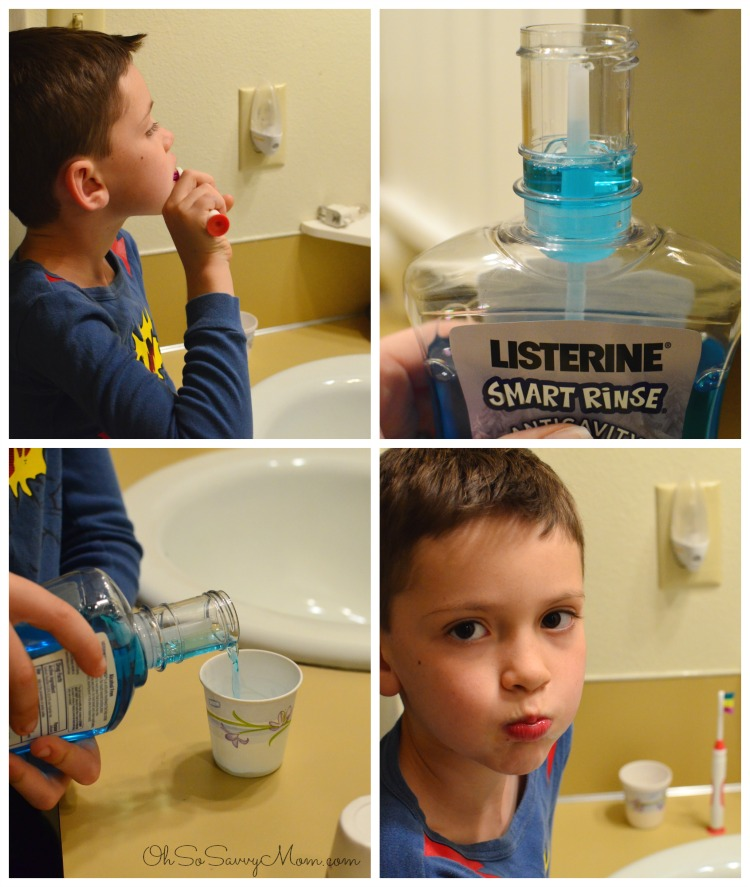 rinsing mouth after corticosteroid inhaler