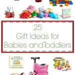 Gift Ideas for Babies, Toddlers, and Expectant Parents – #HolidayGiftGuide