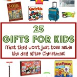 25 Awesome Gifts for Kids! – #HolidayGiftGuide