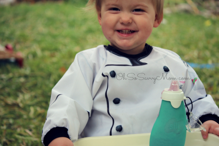 Suitables Role Play Bib by Mixed Pears