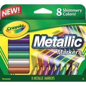 Crayola Metalic Markers